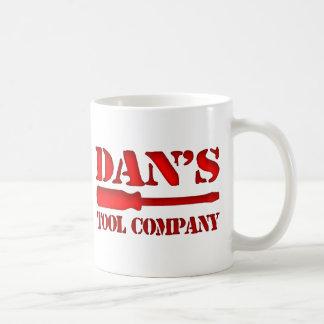 A Ferramenta Empresa de Dan Caneca De Café