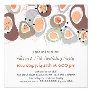 A festa de aniversário adolescente adulta dos seix