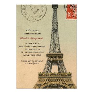 A festa de aniversário do doce dezesseis de Paris