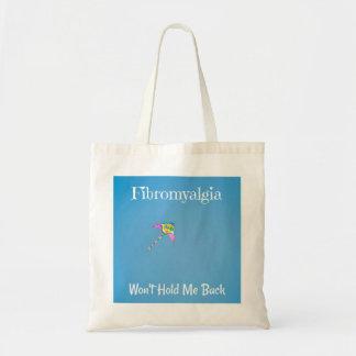 A fibromialgia não me reterá o bolsa