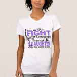 A filha significa-me o mundo linfoma de H Camisetas