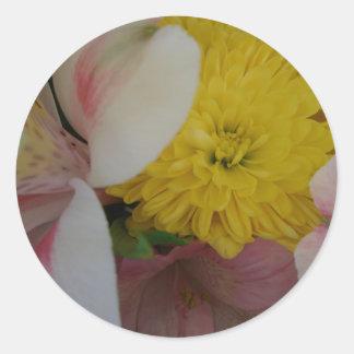 A flor sorri arte & fotografia de CricketDiane Adesivo