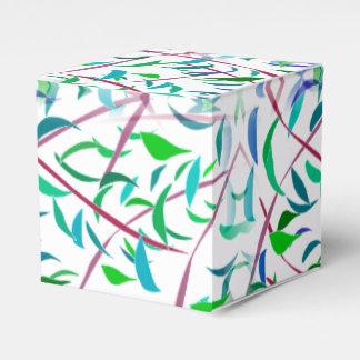 A folha projetou a caixa do favor lembrancinhas para casamento