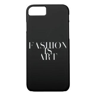 A forma é capa de telefone da arte