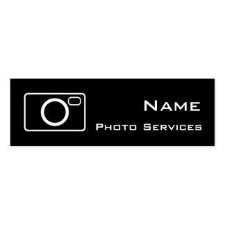 A foto presta serviços de manutenção ao cartão de  modelo cartoes de visita