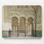 A galeria da corte dos leões no Alhambra, Mouse Pads