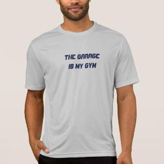 A garagem é o t-shirt dos meus homens feitos sob camiseta