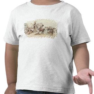 A grande competição académico camiseta