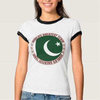 A grande equipe de Paquistão Tshirts