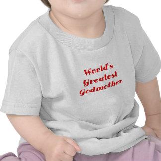 A grande madrinha dos mundos camiseta