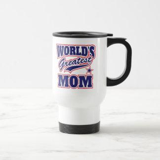 A grande mamã do mundo caneca térmica