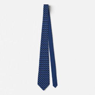 A gravata dos homens de Steele Rhombus™