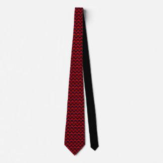 A gravata dos homens escuros de Rhombus™