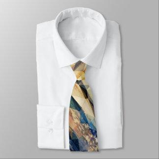 A gravata dos homens nativos tribais mágicos