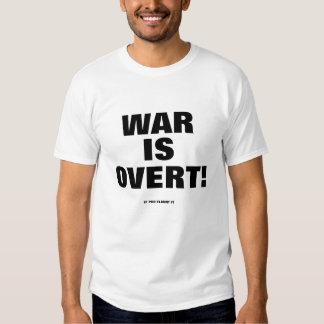 A GUERRA É EVIDENTE! (Se você Flaunt a) Tshirts