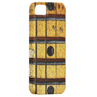 A guitarra do vintage desgasta a case mate ID™ do Capas Para iPhone 5