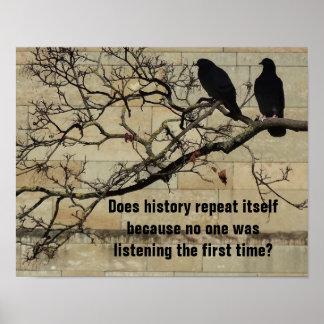 A história repete-se? poster