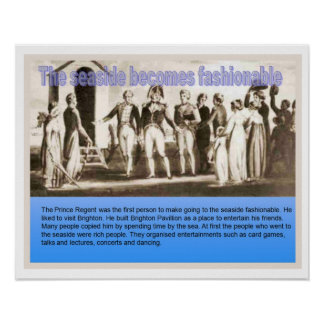 A história, Victorians, Seasides torna-se elegante Poster