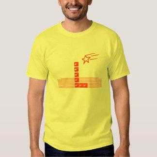 A IDENTIDADE L, equipes L, nomeia L, grupos L Camisetas