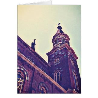 A igreja Católica de St Mary Cartoes