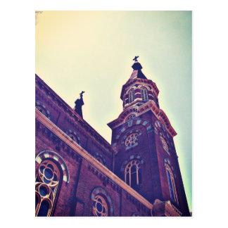 A igreja Católica de St Mary Cartão Postal