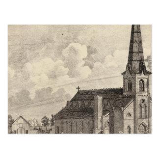 A igreja Católica de St Mary Cartoes Postais