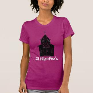 A igreja de Valentin da rua Camiseta