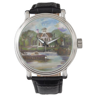 A ilha de Kelley que pinta o relógio #1