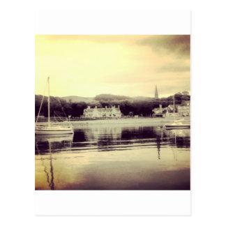 A ilha de Mull, Scotland Cartão Postal