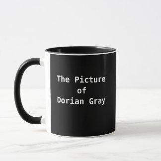 A imagem da CANECA cinzenta do Dorian (edição
