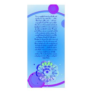 A imagem do deus 10.16 x 22.86cm panfleto