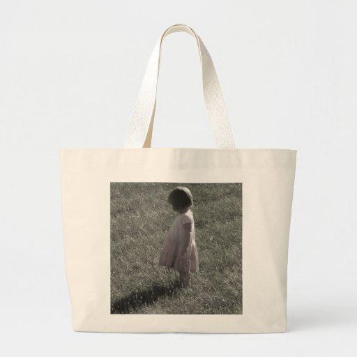 A inocência da criança bolsas