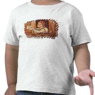 A inundação, do vestíbulo t-shirt