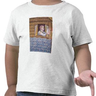 A inundação do vestíbulo t-shirt