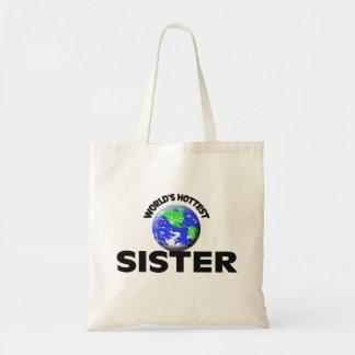 A irmã a mais quente do mundo bolsa para compras