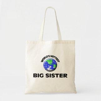 A irmã mais velha a mais quente do mundo bolsa de lona
