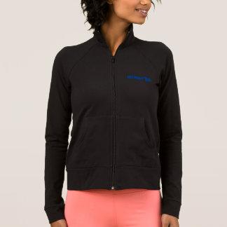 A jaqueta atlética das mulheres - Alberta