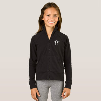 A jaqueta das meninas de AFB