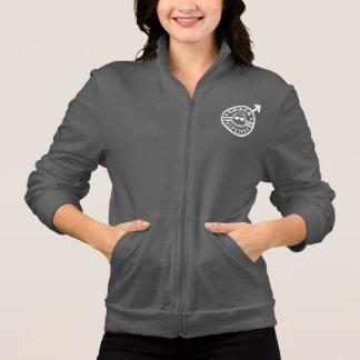 A jaqueta das mulheres da EQUIPE de Hipsters®