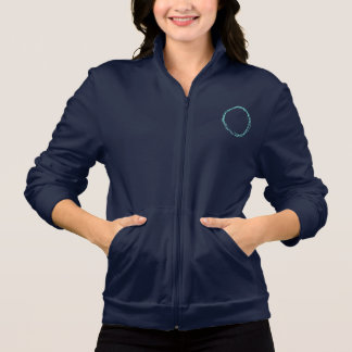 a jaqueta das mulheres da onda, basculador