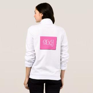 A jaqueta das mulheres, para a venda!