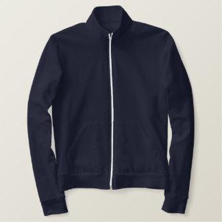A jaqueta do pescador bordado