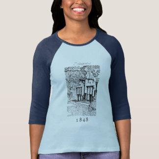 A lápis camisa de Stonysides B&W do desenho