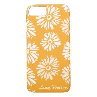 A laranja floresce a caixa do iPhone 7 Capa iPhone 7