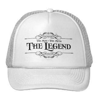 A legenda boné