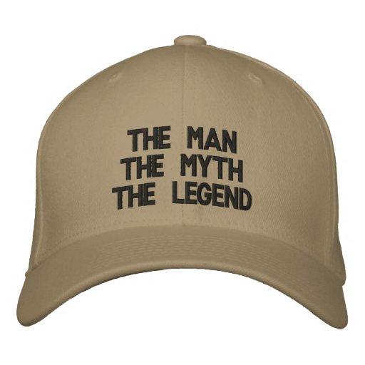 A legenda de ManThe MythThe Bone