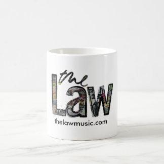 A lei - logotipo - caneca