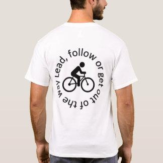 """A """"ligação, segue"""" camisetas do ciclismo para"""