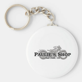 A loja de Paulie Chaveiro
