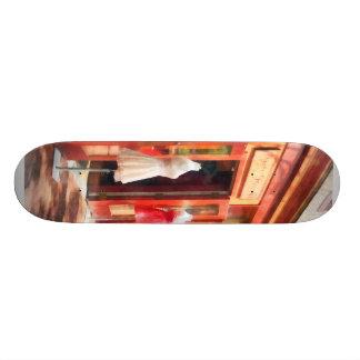 A loja de vestido abate a DM do ponto Skateboard